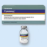 инструкция лекарство- каменск-уральский применения г. сумамед